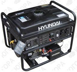 запчасти для генератора hyundai hhy 5000fe